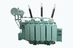 Low Power Oil Immersed Transformer