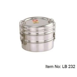 Triple Layer Food Carrier