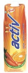 Active Orange Carrot Juice