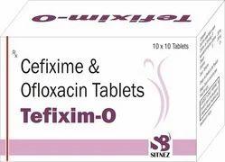 CEFIXIME OFLOXACIN TABLET