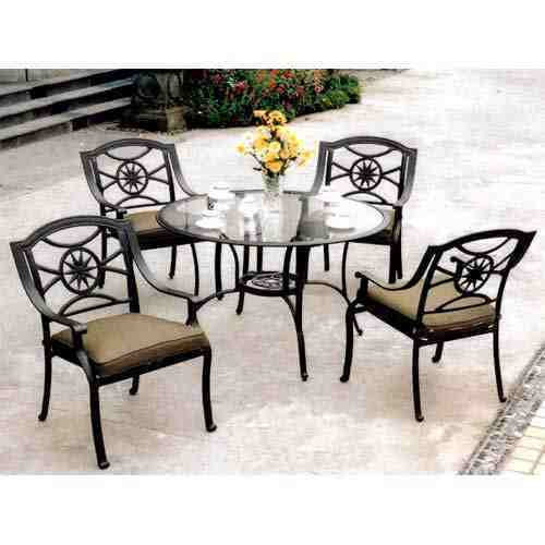 Designer Outdoor Office Furniture - Teknokrats, Pune | ID: 4892446612