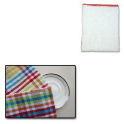 Cotton Dish Cloth for Kitchen