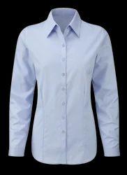 Corporate Female Uniform Shirt