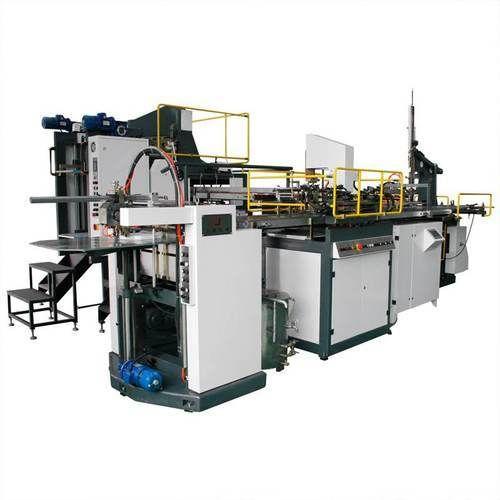 Box Making Machines - Box Manufacturing Machine Latest Price