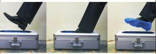 9e2468ff5b6 Silver BIO-X Shoe Cover Wrapping Machine