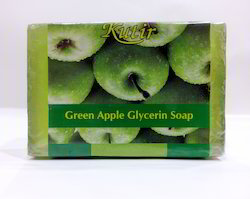 Green Apple Glycerin Soap