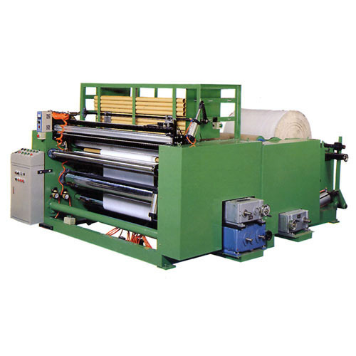 Automatic Toilet Tissue Paper Making Machine Capacity