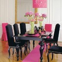 Le Vogue Wooden Dining Table