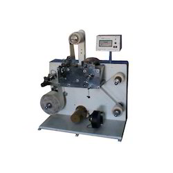 Plain Label Die Cutting Machine