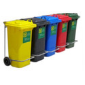 Bio Medical Waste Pedal Dustbin
