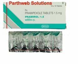 Pramipex (Pramipexole Dihydrochloride Tablets)