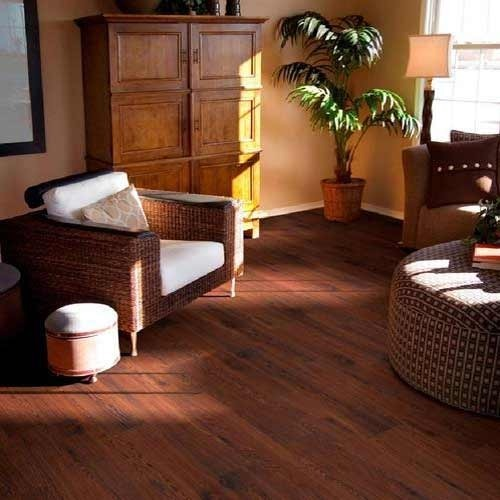 Wooden Shade Vinyl Flooring Flooring Contractor Flooring - Vinyl floor contractor