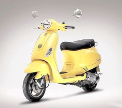 Vespa Lx 125 Scooter At Rs 66000 Piece Vespa Scooter Id 8267633448