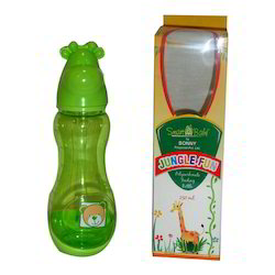 Jungle Fun Feeding Bottle