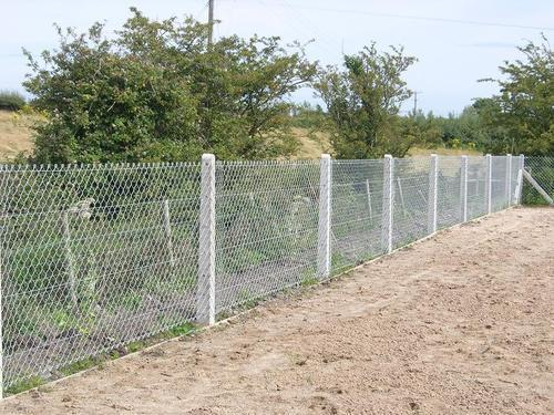Chain Link Fence For Farms Armstrong Wires Amp Engineers