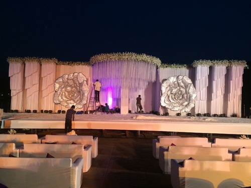 Wedding stage decoration wedding stage decorator dinesh mandap wedding stage decoration junglespirit Image collections