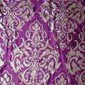 "Kedarnath Palin 58""-100% Cotton Upholstery Velvet Fabrics, For Cushion, Curtain"