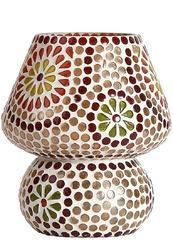 Mosaic Glass Table Lamps