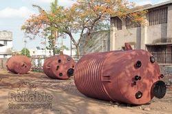 Mild Steel Reactor