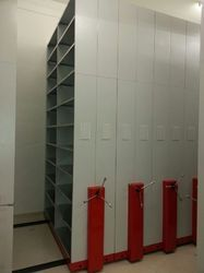 High Rise Mobile Shelving System
