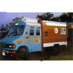 Explosive Van Transportation Services
