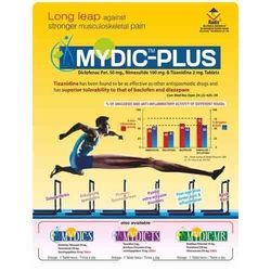 Diclofenac Pot. 50 Mg, Nimesulide 100 Mg Tablets