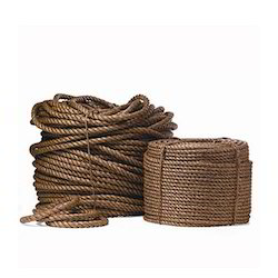 Brown Jute Manila Rope