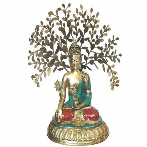 Blessing Budha Statue