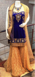 Sharara Ladies Designer Dress