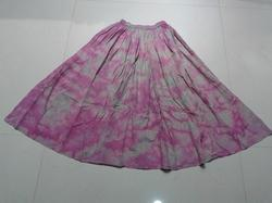 Tie and Dye Skirt