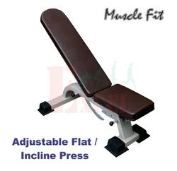 Adjustable Flat & Incline Bench
