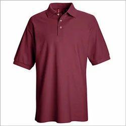 Logo Collar Neck Polo T Shirts