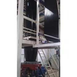LDPE Construction Blown Film Plant