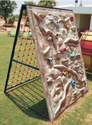 Playground Equipment FRP Rock and Rope Climber