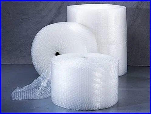 Packaging Materials Air Bubble Film Rolls Manufacturer