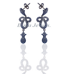 Diamond Designer Earring
