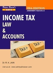Income Tax Act Book In Hindi