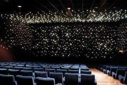 LED Pure White Theater Star Light, Ip Rating: Ip33
