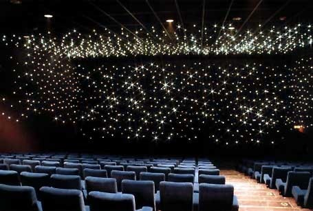 Led Pure White Theater Star Light Ip Rating Ip33 Id 6519930548