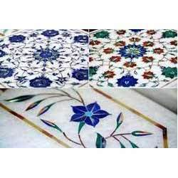 Semi Precision Stone Inlay