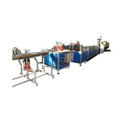 PVC Twin Screw Pipe Plant