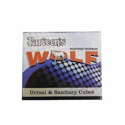 Urinal And Sanitary Cubes