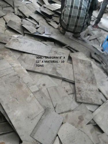Stainless Steel Scrap Grade 304 L