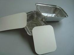 Aluminium Foil Containers Lids