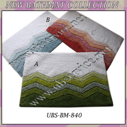 Shaded Cotton Bathmat