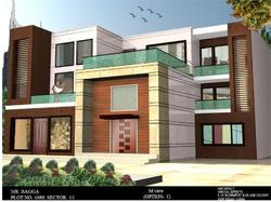 House architectural designing services in delhi for Architectural design services near me