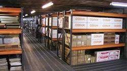 Warehouse Shelving Racks