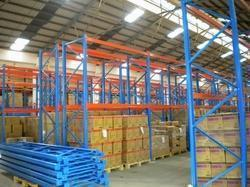 Slotted Angle Storage Systems