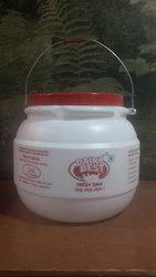 15 Kg Plastic Matka For Dahi