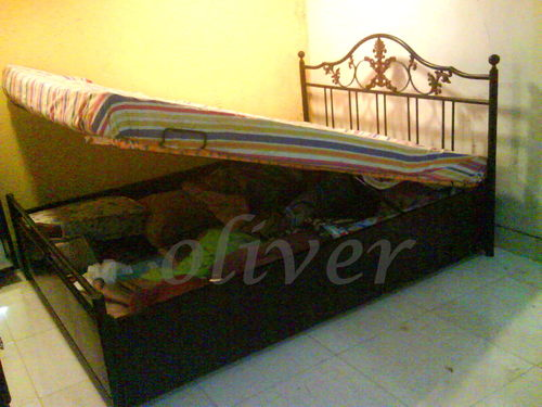Storage Beds Wrought Iron Bed With Storage Manufacturer